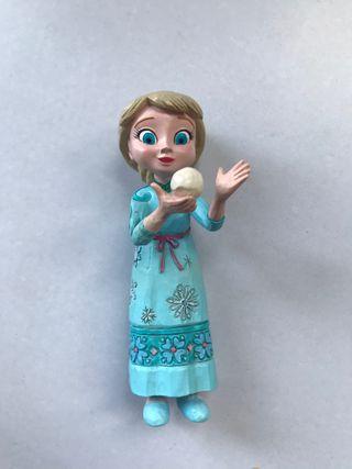 Figura Elsa resina enesco Disney Pixar