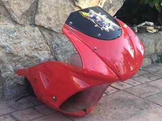 Carenado mini moto