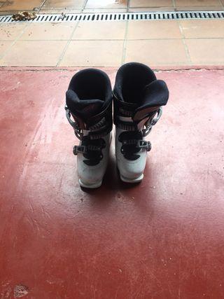 Botas de Esquí talla 22