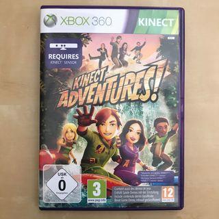 Juego Kinect Adventures !