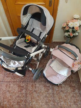 Carro para bebés