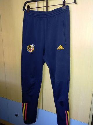 Pantalones chándal (fútbol) Adidas