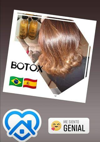 BOTOX MASCARILLA BRASILEÑA