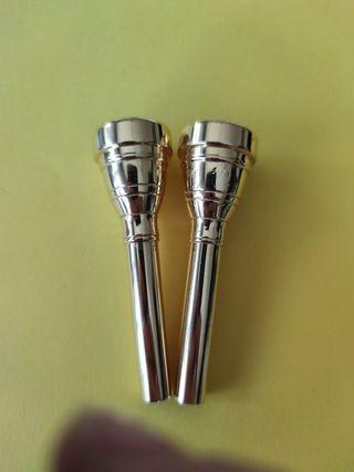 2 Boquilla Trompeta