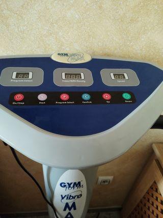 vendo máquina vibratoria antigrasa