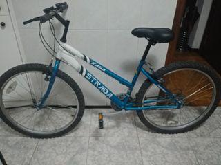 bicicleta de mujer de 26 pulgadas