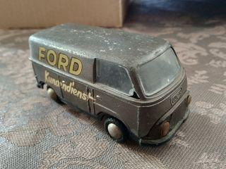 miniatura Ford Taunus furgoneta