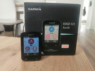 Garmin edge 820