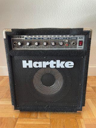 Amplificador de bajo Hartke A-25