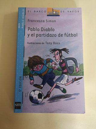 Pablo Diablo y el partido de fútbol