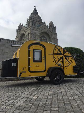 Mini caravana caravancol