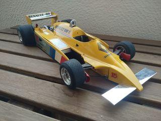 Maqueta Renault F1 1:12