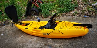 kayak pesca pedales