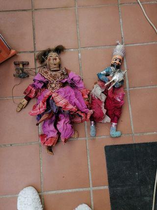 títere, marioneta, titella