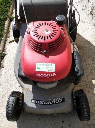 cortacésped honda HRG 465 gasolina