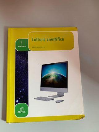 Libro cultura científica