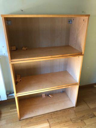 3 módulos mueble Ikea