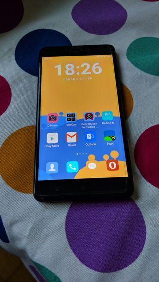 Xiaomi Redmi Note 4 libre 3Gb RAM 32Gb ROM