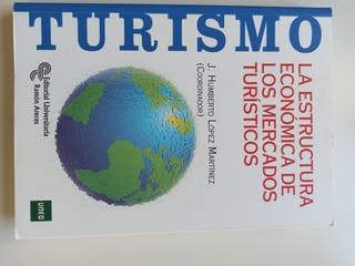 Pack Libros Turismo UNED