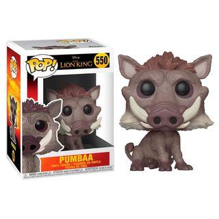 Funko Pop Pumba, El Rey León