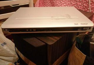 Reproductor de USB/CD/DVD