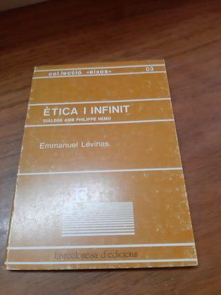 Lévinas Emmanuel, Ètica i infinit