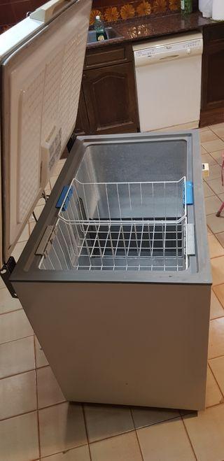 congelador Philips Whirlpool