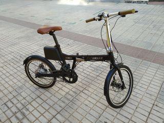 Bicicleta plegable eléctrica a bateria Evo Urban