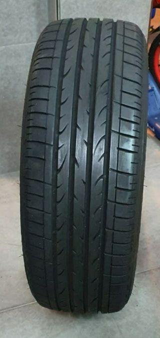 4 neumáticos runflat 205/55/R17 91V