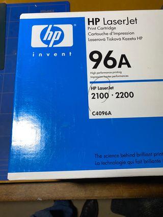 Cartucho de impresora HP 96A