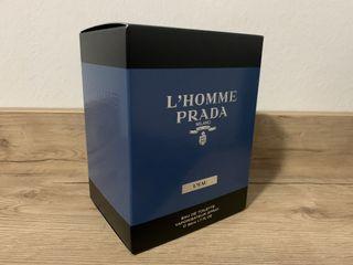 Caja vacía L'homme prada