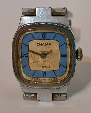 Reloj vintage Chaika 17 jewels