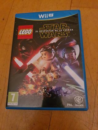 Lego Star Wars para wii u