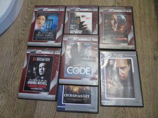Cine en DVD colección El País