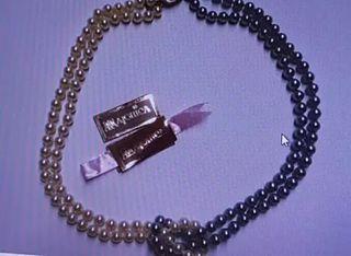 Collar de perlas Majórica Certificado autenticidad
