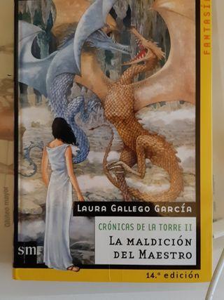 Libro Laura Gallego