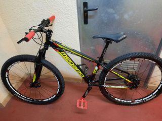 bici niño 27.5 tope de componentes