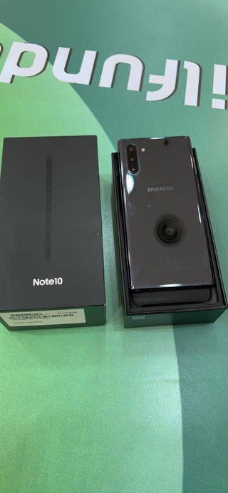 Samsung galaxy Note 10 256gb negro