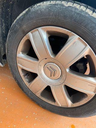 Llantas y gomas c4 , neumáticos nuevos