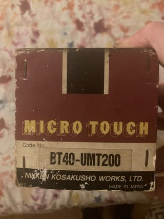 Nikken micro touch BT40
