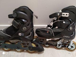 patines Decathlon extensibles talla 37_40