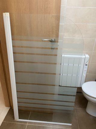 Mampara bañera 70x130
