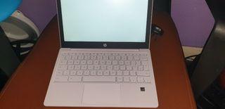 """HP11a 11.6"""" Chromebook - 32 GB eMMC, White"""