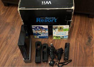 Wii resort kit