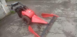 segadora rapid Rex diesel