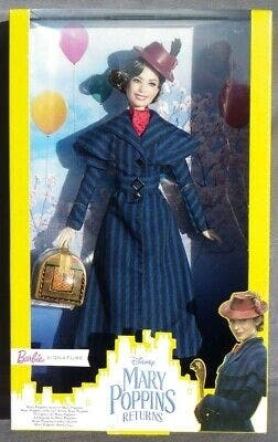 Barbie MARY POPPINS collection DISNEY