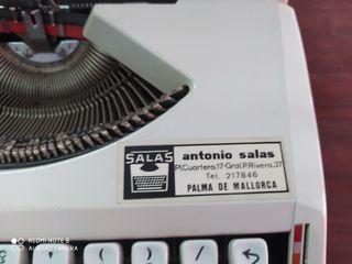 maquina de escribir HERMES BABY