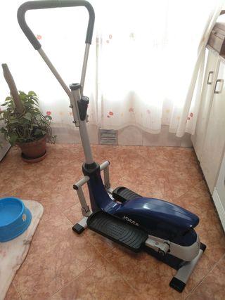Máquina de stepper, fitness, pedaleador estático