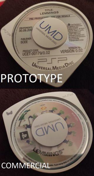 Prototipo Lemmings PSP V. 0.02 FECHA 30.09.2005