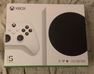 Consola Xbox Series S COMO NUEVA